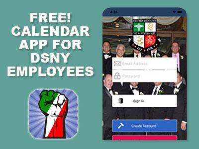 Dsny Chart Calendar 2021 Images